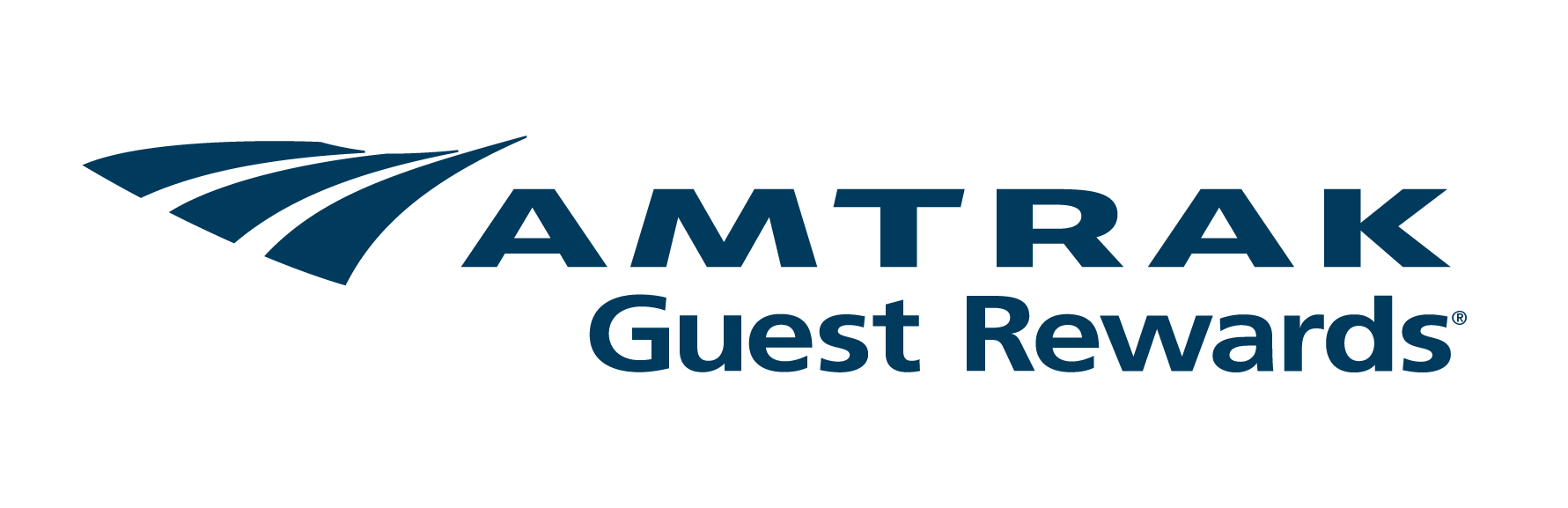 Amtrak Guest Rewards logo